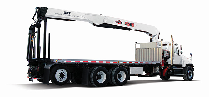 Imt Expands Lineup Of Hydraulic Loaders Iowa Mold