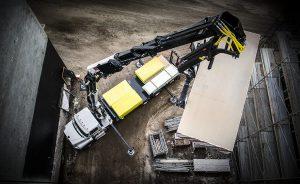 IMT 42684 Hydraulic Loader Crane